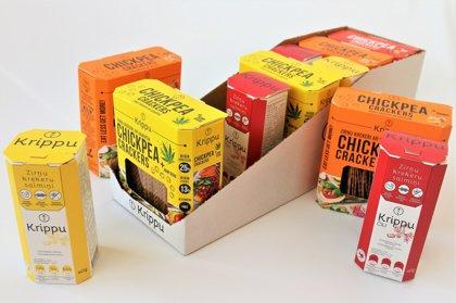 MIX BOX Krekeri & salmiņi